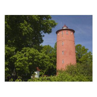 Latvia, Western Latvia, Kurzeme Region, Cape Postcard