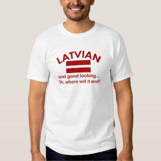 Latvian beau tee-shirts