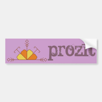 Latvian bumper sticker