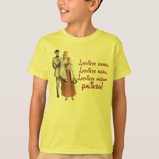 Latvian creed t-shirt