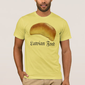 Latvian Food T-Shirt