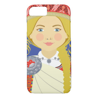 Latvian Matryoshka Case