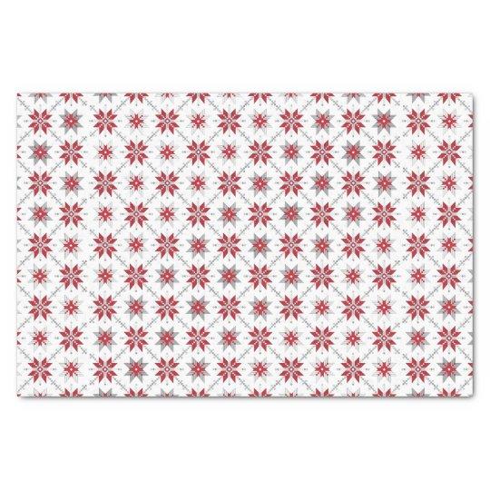Latvian Morning Sun V Tissue Paper