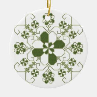 Latvian ornament
