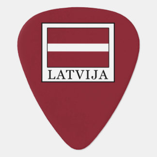Latvija Guitar Pick