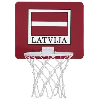 Latvija Mini Basketball Hoop