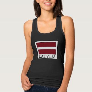 Latvija Tank Top