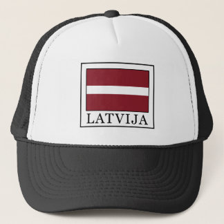 Latvija Trucker Hat