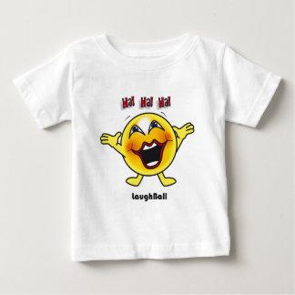 Laugh Ball Baby T-Shirt