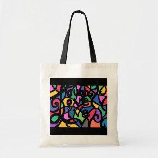 Laugh,Love, Live  Bag