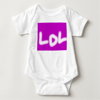 Laugh Out Loud Baby Baby Bodysuit