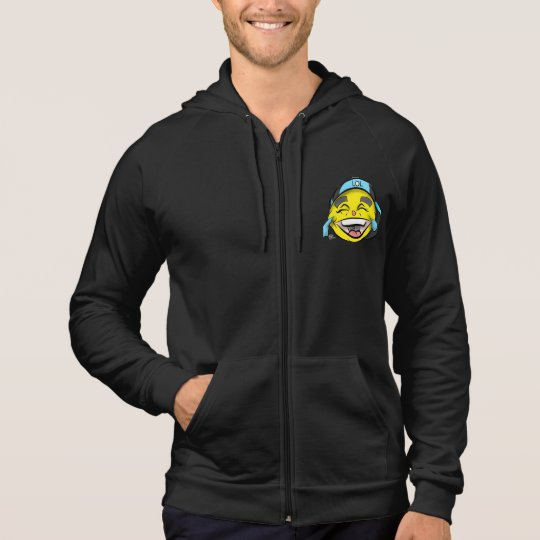 Laugh Out Loud Emoji Hoodie