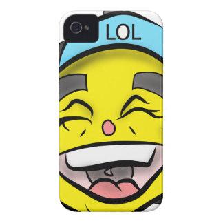 Laugh Out Loud Emoji iPhone 4 Case