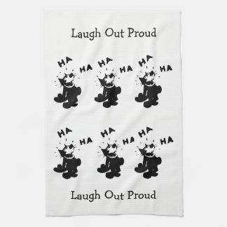 Laugh Out Proud Kitchen Towel