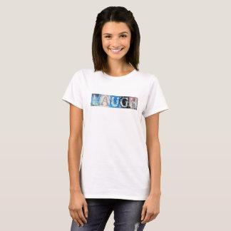 Laugh Sign T-shirt