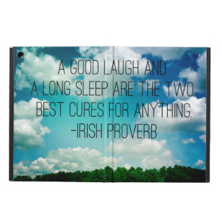 Laugh While You Sleep - iPad Case