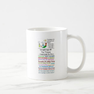 Laughing At The Times Logo Product Line Coffee Mugs