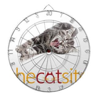 Laughing Cat Dartboard