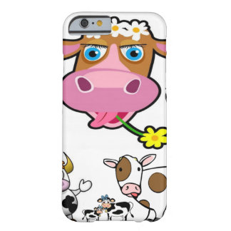 Laughing cow Iphone children white Barely There iPhone 6 Case