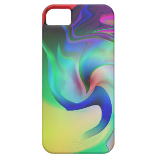 Laughing Dolphin iPhone 5 Cover