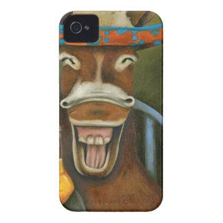 Laughing Donkey iPhone 4 Case