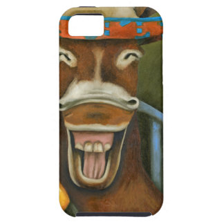 Laughing Donkey iPhone 5 Cover