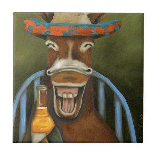 Laughing Donkey Tile
