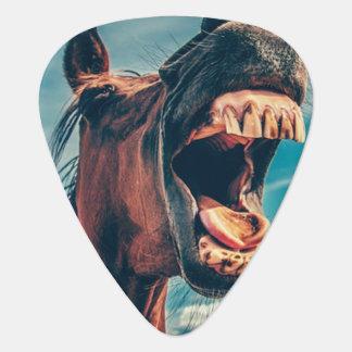 Laughing Horse Guitar Pick