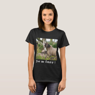 Laughing horse T-Shirt
