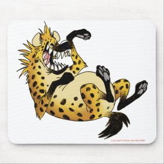 Laughing Hyena mousepad