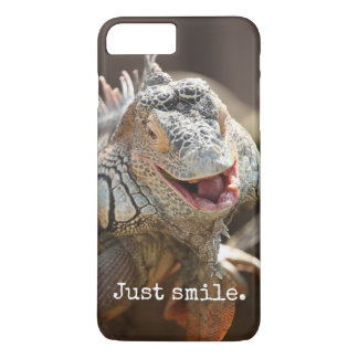 Laughing Iguana Gifts iPhone 8 Plus/7 Plus Case