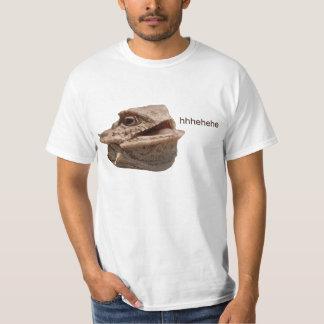 Laughing Iguana HeHe Lizard T-Shirt
