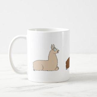 Laughing Llama Mug