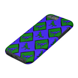 Laughing Rex iPhone 6/6s, Tough Tough iPhone 6 Case