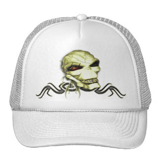 Laughing Skull Hats