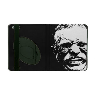 Laughing Teddy iPad Folio Case
