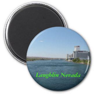 Laughlin River Magnet