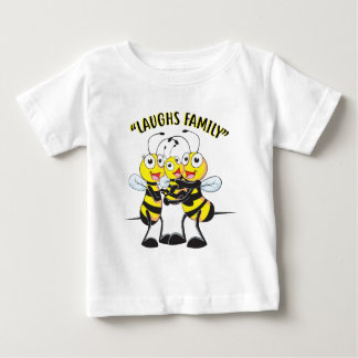 Laughs Family Baby T-Shirt
