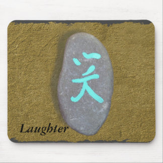 Laughter Mousepad