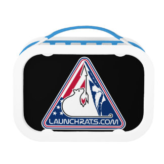 Launch Rats Lunchbox