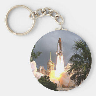 launch with palms keychain