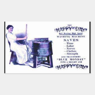 Laundry, 1910, Happy Days Washing Machine