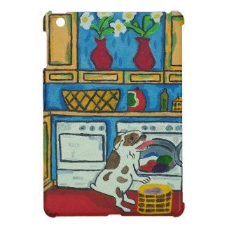 Laundry Dog For IPad Mini Case