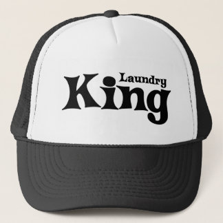 Laundry King Trucker Hat