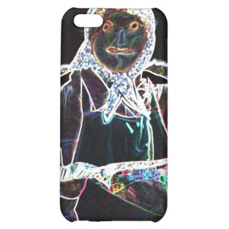 Laundry Lady Scarecrow Case For iPhone 5C