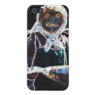 Laundry Lady Scarecrow Cover For iPhone 5/5S