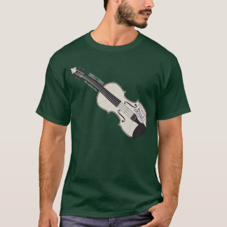Laundry Mo's Violin Dark T-shirt