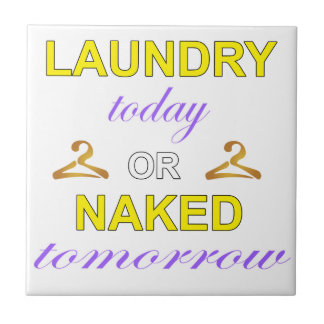 Laundry Tile