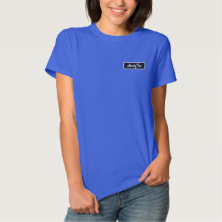 Laundry Time Embroidered Shirt