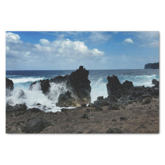 Laupahoehoe Point Tissue Paper